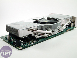 NVIDIA GeForce 7800 GTX 512MB - heatpipe