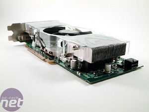 NVIDIA GeForce 7800 GTX 512MB - perspective view