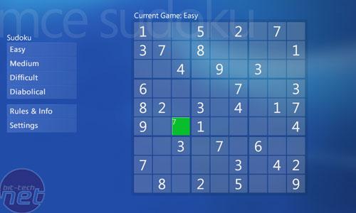 Media Center Sudoku Alas, no killer