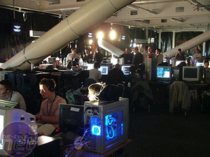 Multiplay i26 LAN room
