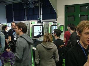 Xbox 360 demo pod
