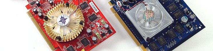 XFX 6600 DDR2 & MSI X1300 Pro MSI Radeon X1300 Pro
