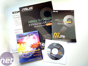 ASUS A8N32-SLI Deluxe Introduction