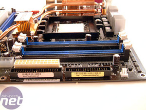 ASUS A8N32-SLI Deluxe The Board