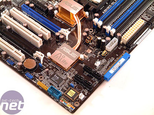 ASUS A8N32-SLI Deluxe The Board (contd) & BIOS
