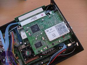 beblu Pentium M component HTPC Conclusions