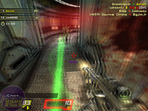 Tracing Trends: Multiplayer FPS Quake and arcade shooters