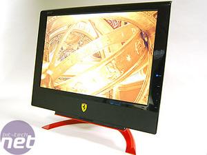 Acer Ferrari F20 widescreen LCD Acer Ferrari F20 LCD
