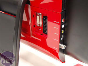 Acer Ferrari F20 widescreen LCD Evaluation