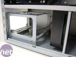 Antec P180 PSU bracket