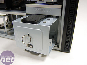 Antec P180 removeable hard drive bracket