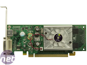 NVIDIA GeForce 7300 GS GeForce 7300 GS