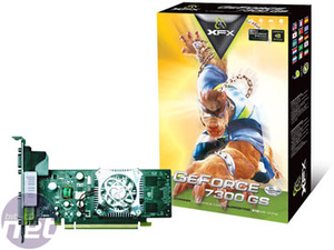 XFX GeForce 7300 GS box