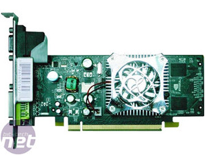 XFX GeForce 7300 GS card