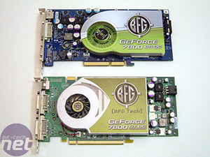 BFG Tech GeForce 7800 GS OC AGP Introduction