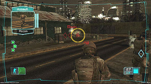 Ghost Recon: Advanced Warfighter Tactical warfare