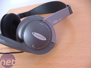 Plantronics DSP-500 USB headset Testing