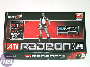 Radeon X1900-series roundup Club 3D & Connect3D