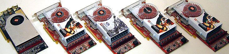 Radeon X1900-series roundup Introduction