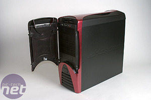 Enlight Extreme Gamers PC Case Introduction