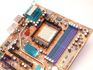 ABIT AN8 32X The Board