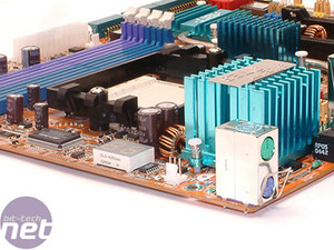 ABIT AN8 32X The Board (contd)