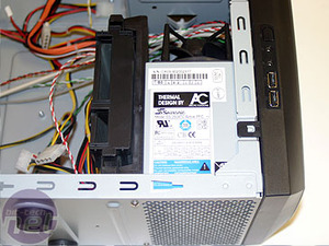 Arctic Cooling Silentium T1 Under the hood