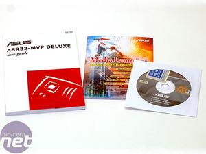ATI's RD580: ASUS A8R32-MVP Deluxe ASUS A8R32-MVP: Bundle