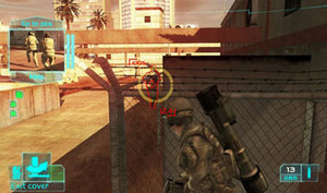 Ghost Recon: Advanced Warfighter Graphics