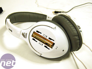 Noise cancelling headphones test Acoustic Authority A9900