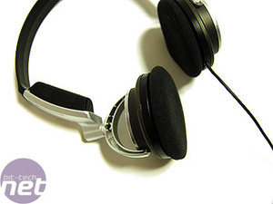 Noise cancelling headphones test Sony MDR-NC6