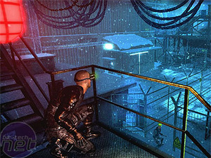 Splinter Cell: Double Agent Preview Double Agent