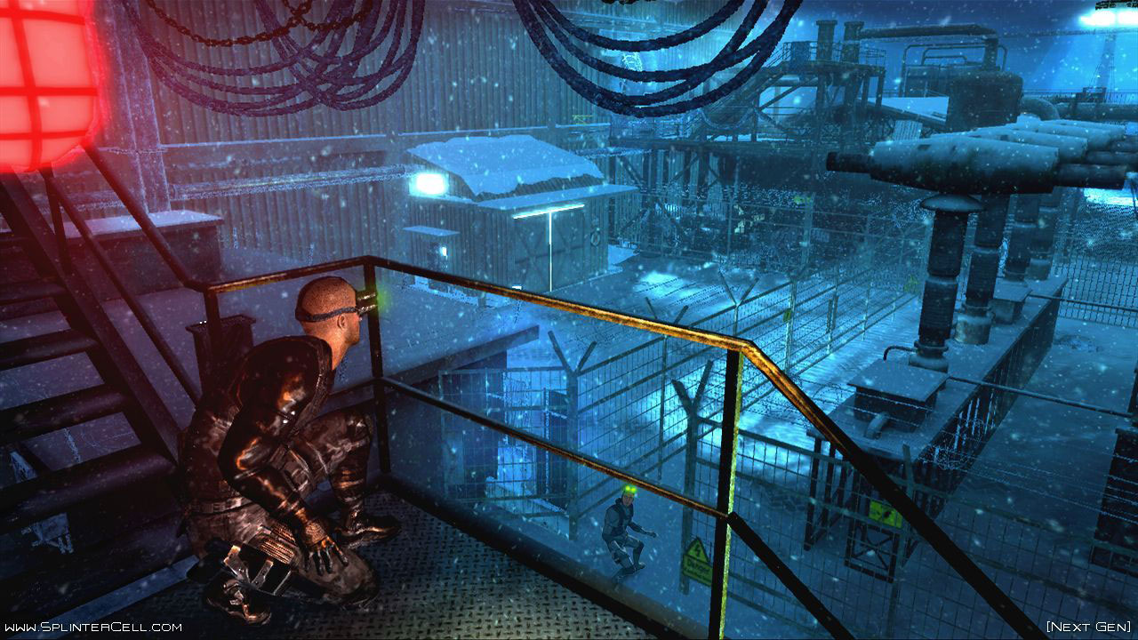 Download Splinter Cell : Double Agent Compressed | Game Master
