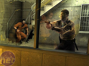 Splinter Cell: Double Agent Preview Gameplay