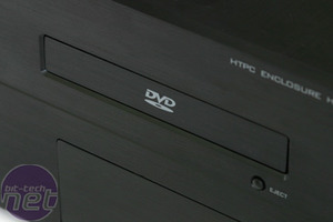 Zalman HD160 HTPC Enclosure Introduction