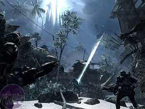 Crysis: new screenshots and preview Crysis