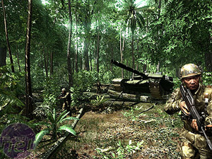 Crysis: new screenshots and preview Next-gen graphics