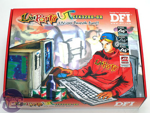 DFI LANParty UT CFX3200-DR Introduction