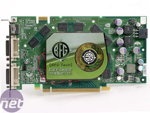 GeForce 7900 GT head-to-head BFG Tech GeForce 7900 GT OC