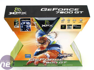 GeForce 7900 GT head-to-head XFX GeForce 7900 GT XXX