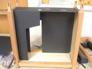 Sangaku Japanese case mod Inner Frame