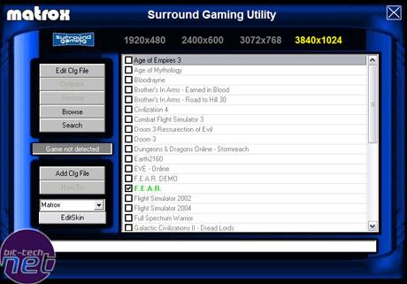 Matrox Triplehead2Go Gaming