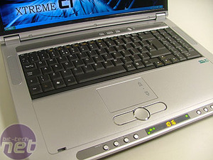 Rock Xtreme CTX notebook The details