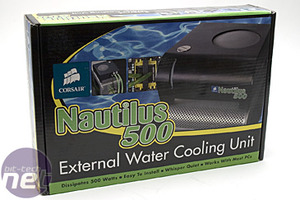 Corsair Nautilus 500 Watercooling Kit Introduction