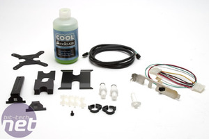 Corsair Nautilus 500 Watercooling Kit Components