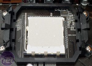 AMD's AM2: Athlon 64 FX-62 & X2 5000+ A New Mounting System...
