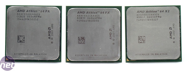 AMD's AM2: Athlon 64 FX-62 & X2 5000+ Introduction