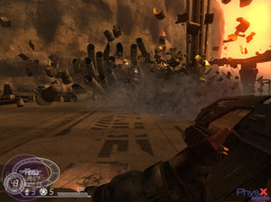 BFG Tech AGEIA PhysX PPU CellFactor: Combat Training