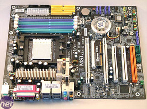 BFG Tech AGEIA PhysX PPU Motherboards