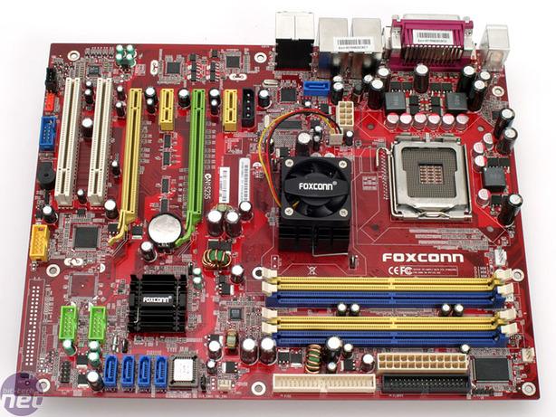 Foxconn 975X7AA: Fox One debuts The Board